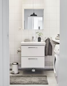 Ikea Badezimmer | 96 Besten Bad Bilder Auf Pinterest In 2018 Bathroom Ikea Bathroom