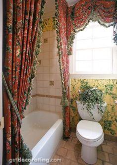 Shower curtain!!