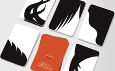 33 Awesome hair stylist business card images