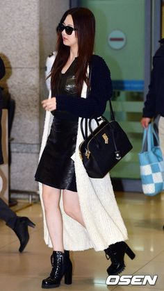 OMONA THEY DIDN'T! Endless charms, endless possibilities ♥ - Huge SNSD Airport Post!