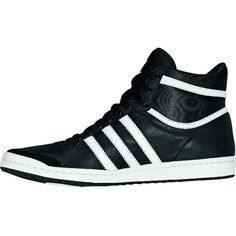 66ec79d07cf adidas Originals TOP TEN HI SLEEK Hightop trainers schwarz and other  apparel