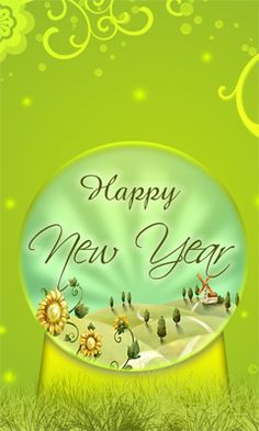 Hd Happy New Year Cell Phone Wallpapers Wallpaper 2015 Iphone