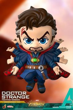 Hearty 10cm Infinity War Doctor Strange Figure Toy Dr Toys & Hobbies Strange Model Toy Gift For Children