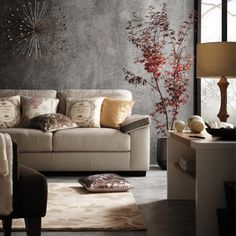 Red And Grey Decorating Ideas | by pip mccormac anna berrill 29 january 2014 grey painted rooms don t ...
