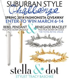Rejoice! It's Here… The Spring Fashionista Giveaway with Stella and Dot!
