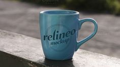 Coffee Mug Logo Mock-up 15 @creativework247