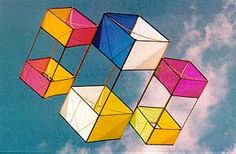 Box kites and science and Kite Capers unit study/lapbook - perfect together! http://www.unitstudy.com/KiteCapers.html