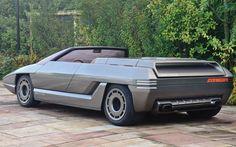 1980 Lamborghini Anthon concept by Bertone
