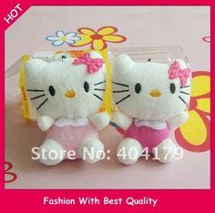 plush toys doll cute lovely KT cat phone charm