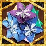 折り紙の花のくす玉の折り方!七夕飾りに60枚の作り方を紹介 Origami, Projects To Try, Gift Wrapping, Gifts, Paper Crafting, Paper Envelopes, Gift Wrapping Paper, Presents, Wrapping Gifts