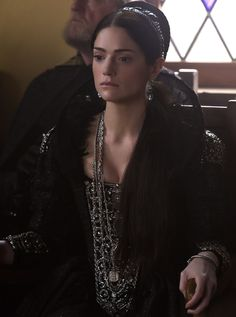 """""""Salem"""" (Mary Sibley played by Janet Montgomery) 