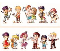 A Cartoon Hunger Games LOOK AT CARTOON FINNICK!!!!