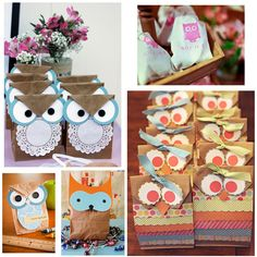 Owl Party Favors On: http://blog.gifts.com/gift-trends/owl-theme-party-have-a-hoot