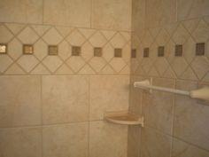 Tile Tub Surround | Tile Works - Bathtub Surrounds Bathroom Tubs, Bathtub Tile, Bathrooms, Bathroom Designs, Bathroom Ideas, Tile Tub Surround, Shower Walls, Bathtub Remodel, Rustic Cottage