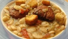 Loma Linda Baby Lima's and FriChik Stew Recipe - A healthy vegetarian stew recipe.