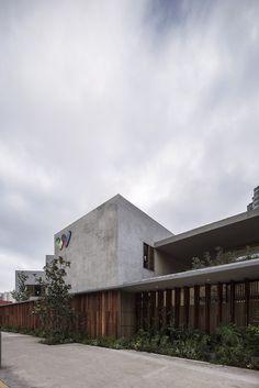 Walden Dos School,© Onnis Luque