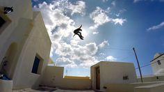 GoPro: Jason Paul's Santorini