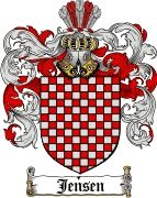 Origins Available: Danish, German  Where did the Danish Jensen family come from? What is the Danish coat of arms/family crest? When did the ...