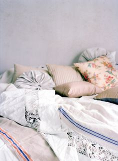 girlie ♥pillows and sheets