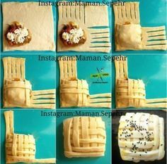 - Вкусности и идеи для дома,food,tasty & ideas from home - Torten Rezepte Pastry Recipes, Bread Recipes, Dessert Recipes, Cooking Recipes, Chef Gourmet, Pastry Design, Bread Shaping, Bread Art, Flaky Pastry