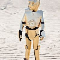 Homemade Costume Tutorial: Star Wars C3PO