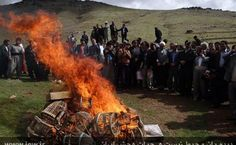 Hunters in Iran Destroy Weapons, Vow To Protect Endangered Wildlife: http://onegr.pl/1nDNSTw