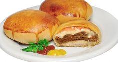 Hamburger Recipes, Pork Recipes, Lunch Recipes, Healthy Recipes, Hamburgers, Confort Food, Food Art For Kids, Salty Snacks, Fudge Recipes