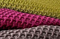 Upholstery fabric / patterned / velvet - CASTORE 4201 - Decobel srl