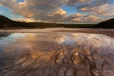 Magnificent Yellowstone, Wyoming - Jay Patel, flickr