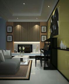 Interior Design By Griya Desain Surabaya Griyadesainsurabaya