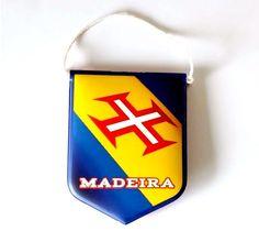 MADEIRA ISLAND & Portugal Flag Banner Hanging Car Mirror C Ronaldo CR7 Homeland   eBay