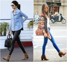 Casual Outfits, Fashion Outfits, Womens Fashion, Fashion Ideas, Jeans, Winter Looks, Casual Looks, Ideias Fashion, Street Style