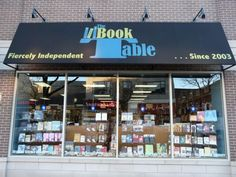 My new favorite thing about Oak Park- The Book Table: Fiercely Independent Since 2003