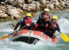 Mini - Raftingfahrt auf der Salza Rafting, Mini, Adventure