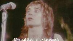 11 Maggie may FACES live Kilburn (last night tour) Rod STEWART 1974