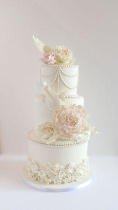 Wedding Cakes - Kate Green Cakes