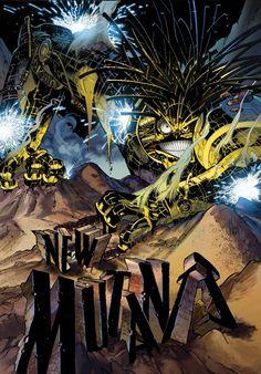 New Mutant' s Warlock