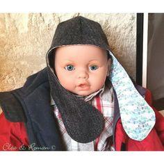 aa42ded27db 20 meilleures images du tableau chaussons et bonnets pour bébé ...