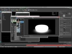 Rendering the shadow matte with Vray and Maya 2017 - YouTube