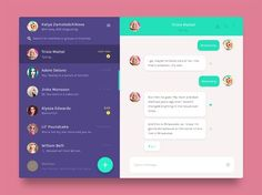 Simple Chat Module by Aleksandra Gabrić