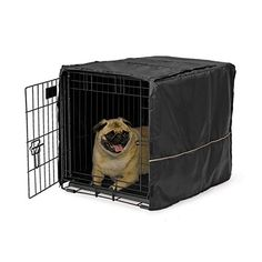 MidWest Black Polyester Crate Cover for 24 Inch wire crat... https://www.amazon.com/dp/B003D7LCS6/ref=cm_sw_r_pi_dp_x_IMDiyb11VV9FS