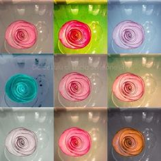Wafer Paper Flower Tutorial | 98 posts and 26 followers since Jul 2013