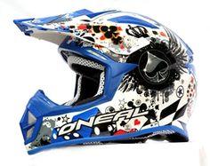 Masei Motocross Helmets for KTM & Kawasaki & Yamaha Fox Helmets, Off Road Helmets, Dirt Bike Helmets, Dirt Bike Gear, Motorcycle Seats, Motocross Helmets, Football Helmets, Quad Bike, Riding Gear