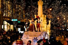 Mag Mile Lights Festival. Must do this in 2013!