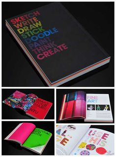NTU Art & Design Book 08/09 by Andrew Townsend