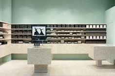 Aesop Yokohama Bay Quarter - Torafu Architects