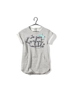 PLUSH DRESS WITH LETTERS - Dresses - Baby girl (3-36 months) - Kids - ZARA United Kingdom