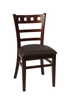 Walnut Restaurant chairs for sale