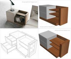 Circa Who Furniture Wardrobe Design Bedroom, Bedroom Furniture Design, Furniture Decor, Modern Furniture, Furniture Stores, Cheap Furniture, Bedside Table Design, Side Tables Bedroom, Drawer Design
