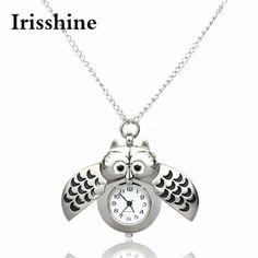 $2.00 (Buy here: https://alitems.com/g/1e8d114494ebda23ff8b16525dc3e8/?i=5&ulp=https%3A%2F%2Fwww.aliexpress.com%2Fitem%2FIrisshine-i0500-brand-luxury-Lady-girl-Love-Gift-Mini-Metal-owl-double-open-Quartz-Watch-Pendant%2F32750502436.html ) Irisshine i0500 brand luxury Lady girl Love Gift Mini Metal owl double open Quartz Watch Pendant Hanging Unisex men for just $2.00